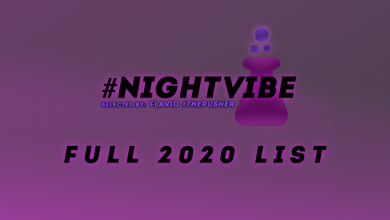 Photo of #NightVibe – Full list of 2020's club releases