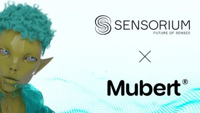 Photo of Sensorium Corp teams with Mubert to virtualize the DJs
