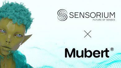 Photo of Sensorium Corp & Mubert insieme per creare un dj virtuale