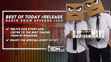 Photo of Best of Today #Release #100 w/ DJs From Mars (Special Episode) [Video]