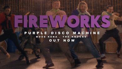 Photo of #Release | Purple Disco Machine feat. Moss Kena, The Knocks – Fireworks