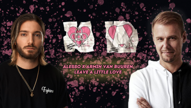 Photo of Armin Van Buuren e Alesso insieme per Leave a Little Love