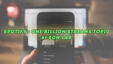 Photo of Spotify's One Billion Streams Top 10: l'EDM da Record