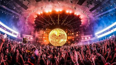 Photo of Eryc Prydz: comunicato ufficiale sul set Holosphere 2021