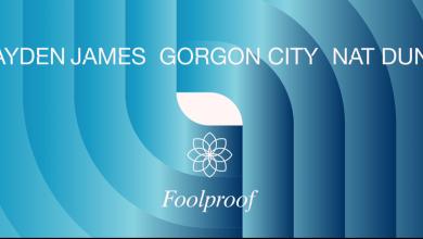 Photo of #Release | Hayden James, Gorgon City, Nat Dunn – Foolproof
