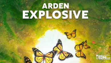 Photo of Explosive, il debutto di Arden su EDM Lab rec