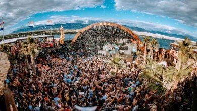 Zrće Festival Beach